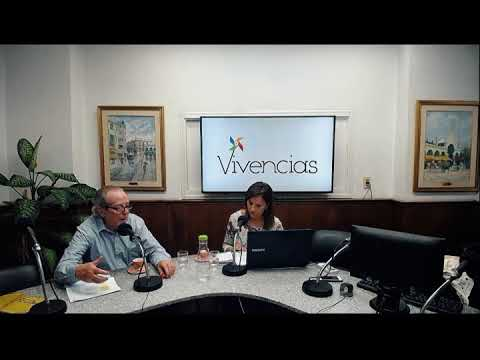 """Petrona Rosende y María Eugenia Vaz Ferreira"" con Nelson Guerra y Andrea Calvete 20042018"