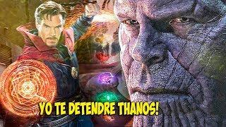 YA! Doctor Strange Sabe de las Otras Gemas Del infinito! ¿Detendrá a thanos? InfinityWar!!