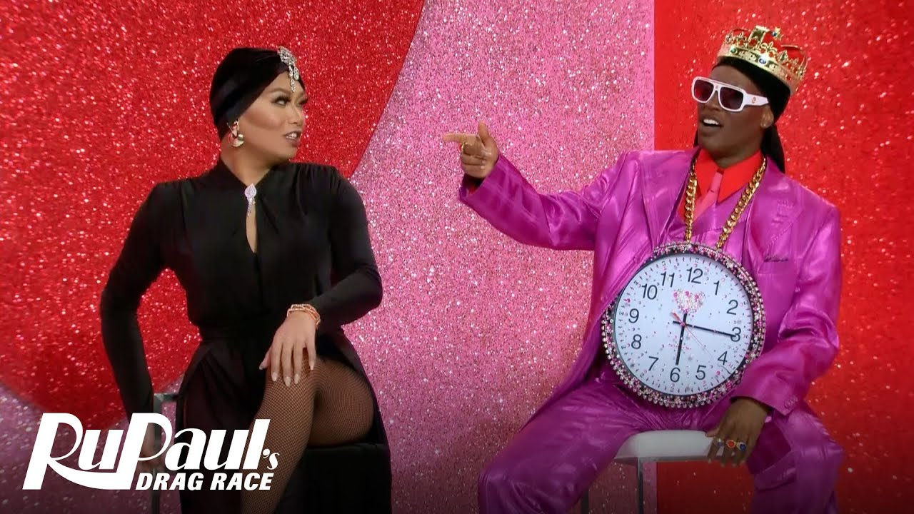 Snatch Game of Love | S5 E5 | RuPaul's Drag Race All Stars