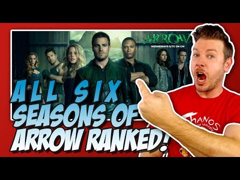 All 6 Seasons of Arrow Ranked Worst to Best