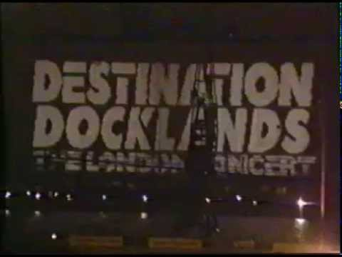 Destination Docklands - Jean Michelle Jarre (1988)