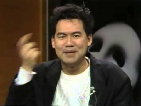 """Classic Clips: David Henry Hwang on his play """"M. Butterfly"""" (1988)"""