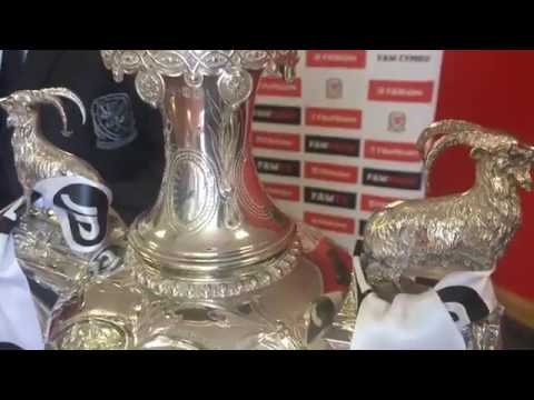 JD WELSH CUP QUALIFYING ROUND 1 DRAW 2017-18