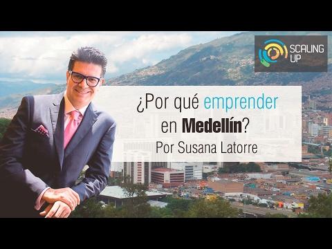 Emprendimiento en Medellín - ¿Por qué emprender en Medellín Colombia?