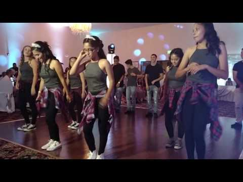 Twins 15 baile sorpresa