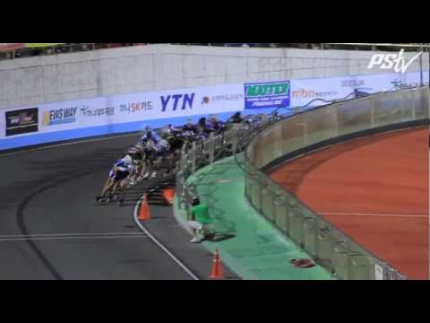 Powerslide VideoLog  - Yeosu 2011 - 13 - Men 20k elimination