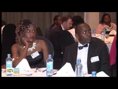 KENYA INSURANCE AGENTS AWARDS 2016