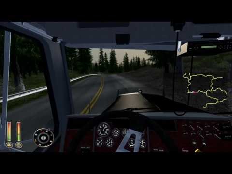18 Wheels of Steel: Extreme Trucker 2 let's play (2011)  