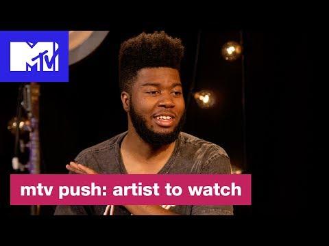 Khalid Breaks Down Writing 'Young, Dumb & Broke'   Push: Artist to Watch   MTV