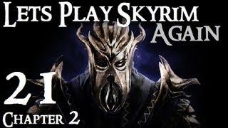 Lets Play Skyrim (Dragonborn) : Ch 2 Ep 21