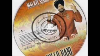 Malkit Singh Billo Rani Saari Raat Nachava