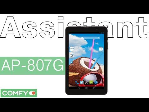 assistant ap-807g видео обзор