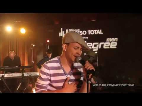 Prince Royce  Mi Ultima Carta Prince Royce Album Walmart Acceso Total Exclusivo