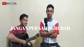 Download Jangan pernah berubah - st12 | [cover] by waldi uwad with malwan D'mafia