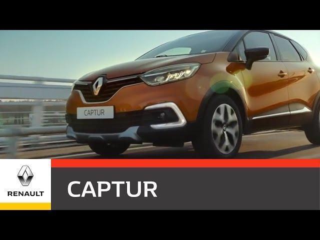 The New Renault CAPTUR