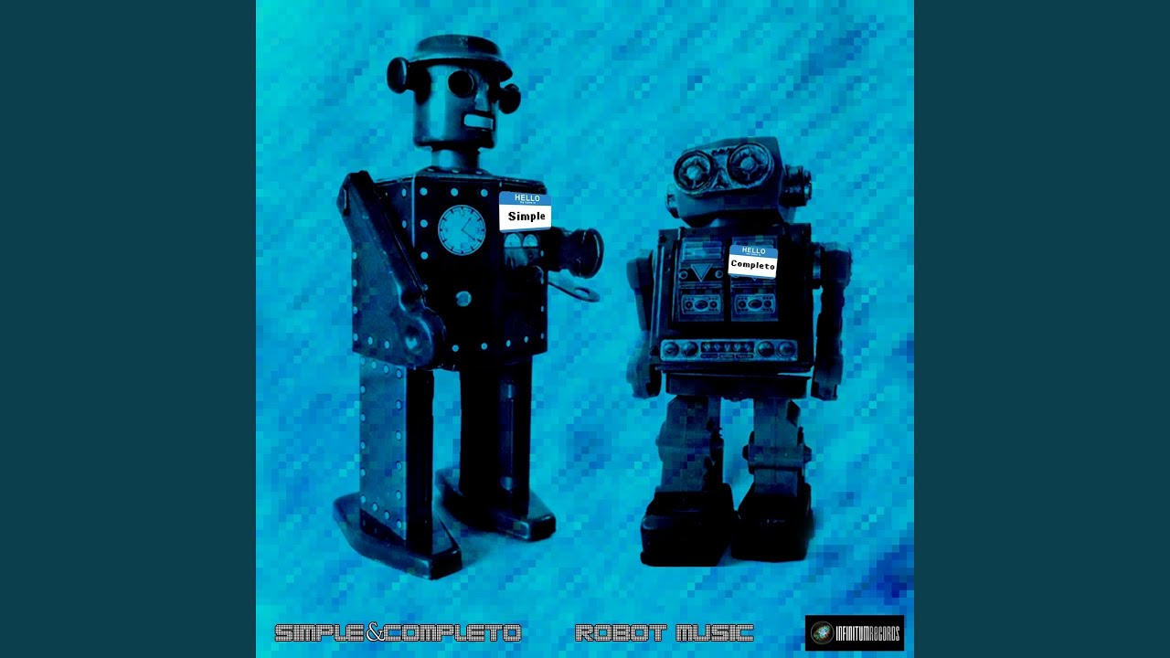 Robot Music Aoo And Ooa Remix Youtube