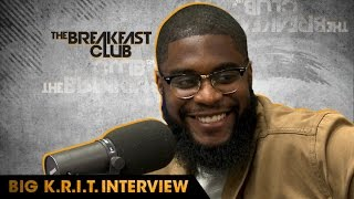 Big K.R.I.T. On Leaving Def Jam and Performing At BET Hip Hop Awards