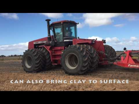 hayward spading