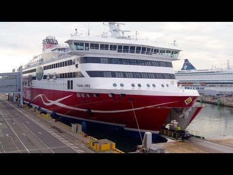 Viking XPRS ferry Tallinn to Helsinki Viking Line