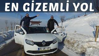 Türkiye'nin En Gizemli Yolu | Araba Boş Viteste Bayır Yukarı Çıkıyor