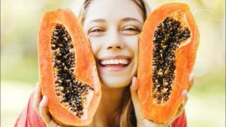 Papaya Face Pack For Pimples and Oily Skin