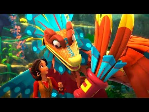 Елена - Принцесса Авалора, 2 сезон 11 серия - мультфильм Disney для детей