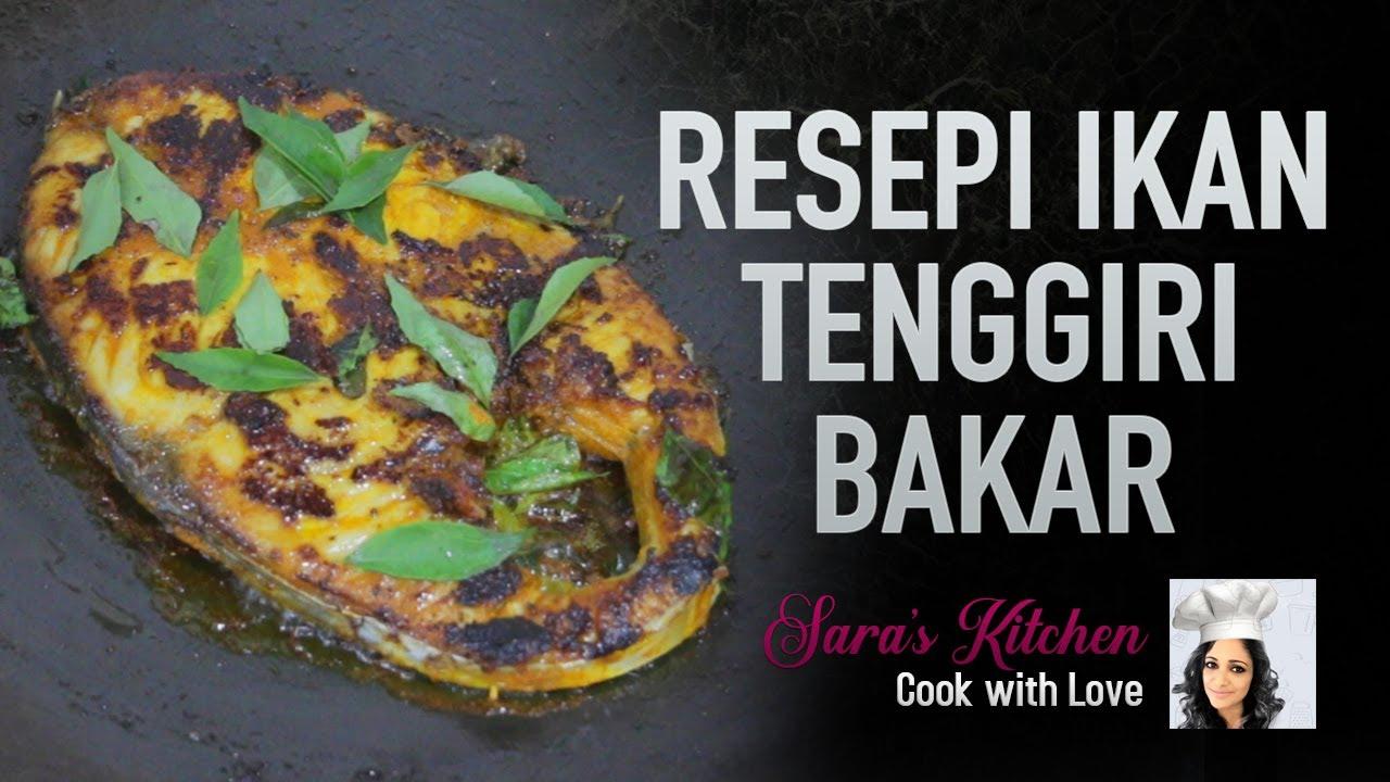 resepi ikan tenggiri panggang pan fry fish sedap Resepi Ikan Pisang Bakar Enak dan Mudah