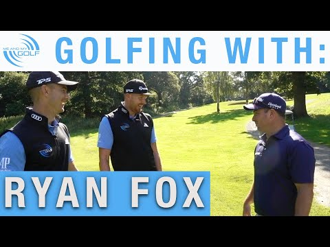 Golfing With The LONGEST HITTER on EUROPEAN TOUR – Ryan Fox | Me and My Golf