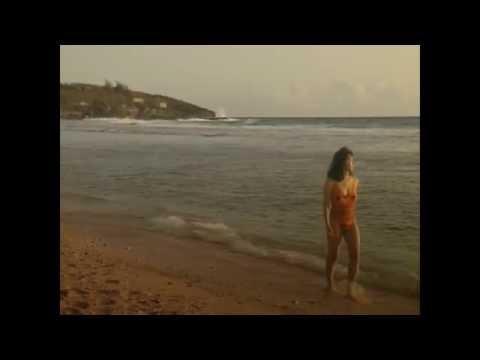 Sakurako Akino on the beach in a high cut swimsuit 秋乃桜子