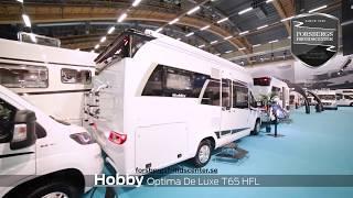 HOBBY Optima De Luxe T 65 HFL, årsmodell 2019.