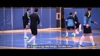 Iniesta & le Futsal (Nike Commercial)