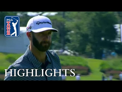 Dustin Johnson's Round 1 highlights from THE PLAYERS