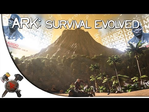"""Ark: Survival of the Fittest Last Stand Gameplay - Part 1: """"SO IT BEGINS!"""" (60,000$ Tournament)"""