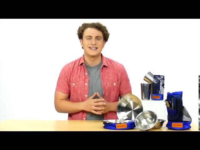 Product Video - Wealers Cooking - Wealers Stainless Steel Tableware Collection⠀