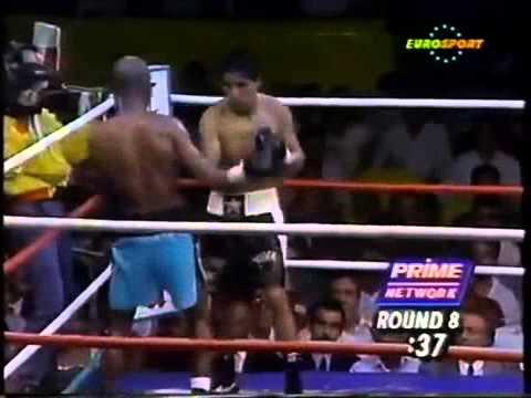 1993-08-13 Miguel Angel Gonzalez vs  David Sample