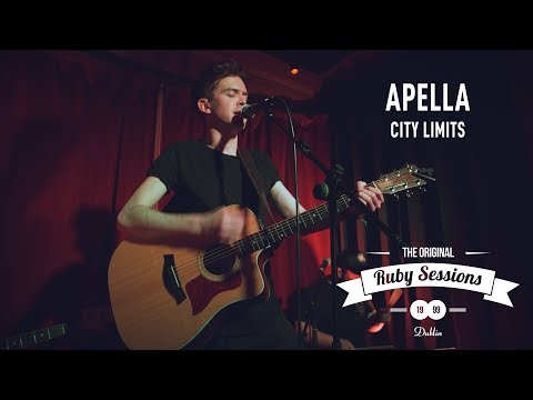 Apella  City Limits  at The Ruby Sessions