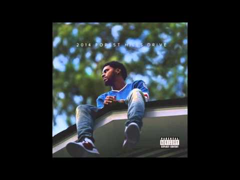 J. Cole - G.O.M.D instrumental (Forest Hills Drive)
