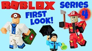 Roblox Toys, Citizens of Roblox Series 4, Coming Soon