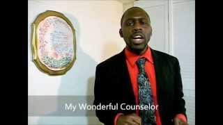 My Wonderful Counselor - Davis Sisters Tribute