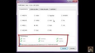 Como Convertir Vídeos con VLC