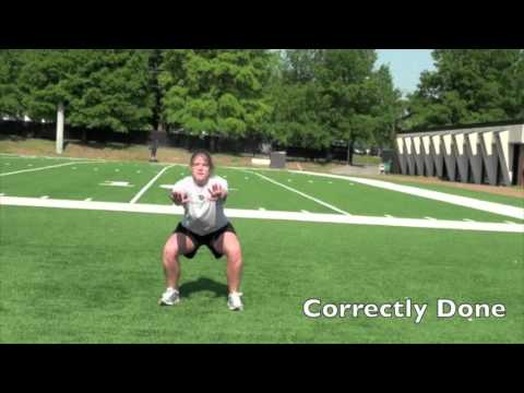 ACL Injury Prevention Drills and Training
