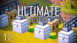 FTB Ultimate Reloaded Modpack Ep. 12 Forestry Bees Automation