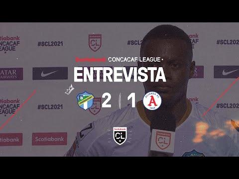 Entrevista con Junior Lacayo, anotador del gol del triunfo de Comunicaciones | SCL21