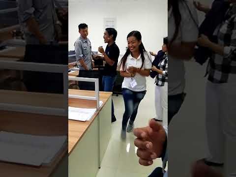 Ultah Nova di Kantor Supply Dept.PT Sdic papua cement indonesia