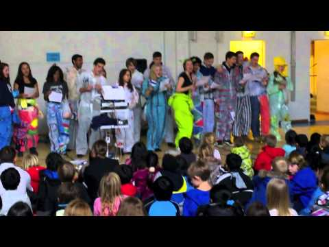 Penkkarit 2014 - International School of Helsinki