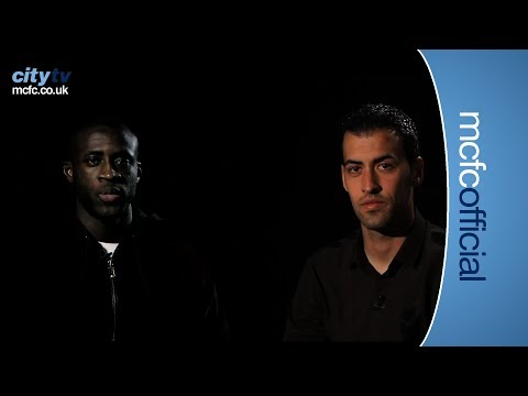 YAYA TOURE V BUSQUETS | head to head Interview