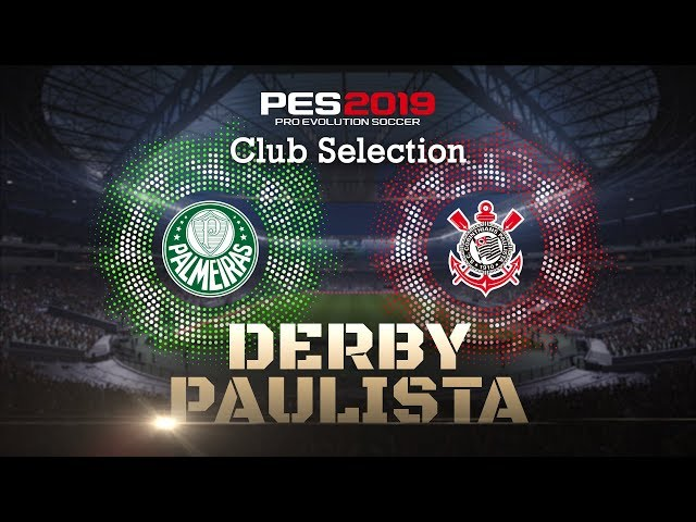 PES 2019 - myClub Derby Paulista Featured Players Trailer