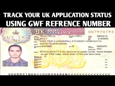 How Track Your UK Visa Application Status Online    UK Ke Visa Ko Kaise Check Kare