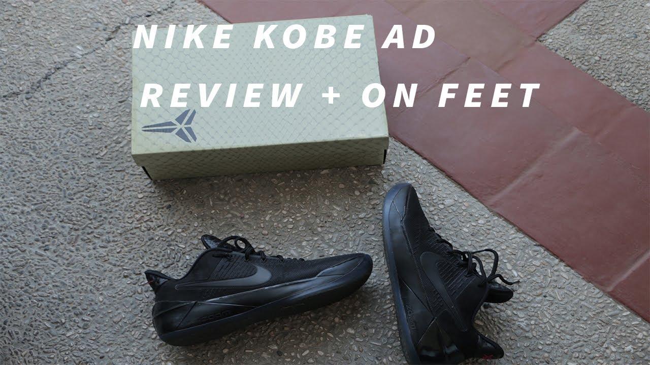 Nike Kobe AD Review + On Feet 19c025fd5