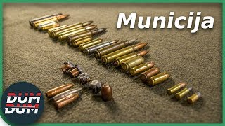 Objašnjenje oznaka kod municije